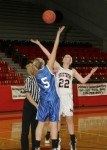 Jan. 31, 2011: (Photos) JV Girls Basketball - Lakeview 20 @ Struthers 43