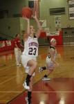 Feb. 3, 2011: (Photos) JV Girls Basketball - Liberty 21 @ Struthers 54