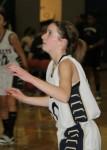 Feb. 10, 2011: (Photos) Varsity Girls Basketball - McDonald 23 @ Lowellville 60