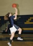 Feb. 10, 2011: (Photos) Junior Varsity Girls' Basketball - McDonald 26 @ Lowellville 22
