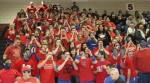 March 12, 2011: (Photos) Varsity Boys Basketball - Struthers 36, Poland 33 @ Boardman