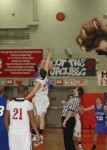 Feb. 8, 2011: (Photos) Junior Varsity Boys' Basketball - Lakeview 41 @ Struthers 56