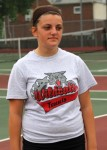 July 12, 2011: (Photos) Struthers High School girls' tennis practice