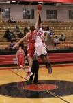 Dec. 23, 2011: (Photos) Varsity Boys Basketball - LaBrae 72 @ Campbell 37