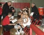 Dec. 12, 2011: (Photos) Varsity Girls Poland 34 @ Struthers 62