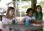 May 18, 2012: (Photos) Lowellville Third Grade Pen Pals Meet