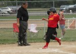 May 29, 2012: (Photos) 9- and 10-year-old boys' baseball - Lowellville Belleria Pizza 2 @ Campbell Pizza Joes 13 (Rain Delay)