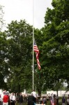 Memorial Day 2012 Service: Lake Park Cemetery, Youngstown