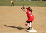 June 7, 2012: (Photos) 7- and 8-year-old softball - Struthers Tiny Tots Vs Charlie's Auto Service