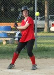 June 21, 2012: (Photos)  13- and 14-year-old softball Howland @ Campbell (Valentino)