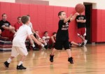 July 21, 2012: (Photos) Struthers Middle School Basketball Camp