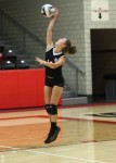 Oct. 3, 2012: (Photos) Volleyball - Campbell 0 @ Struthers 3