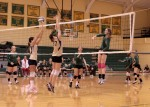 Oct. 10, 2012: (Photos) Volleyball - Lowellville 1 @ Ursuline 3