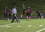 Oct. 26, 2012: Varsity Football - Girard 20 @ Campbell 40