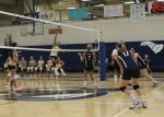 Sept. 25, 2012: (Photos) Varsity Volleyball - Leetonia @ Lowellville