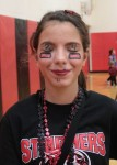 Oct. 16, 2012: (Photos) Eighth-Grade Volleyball Championship - Howland 2 @ Struthers 0