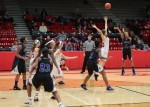 Nov. 21, 2012: (Photos) Varsity Girl' Basketball - YCHA 25 @ Struthers 58
