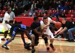 Nov. 21, 2012: (Photos) Varsity Boys' Basketball - YCHA 60 @ Struthers 52