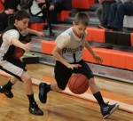 Nov. 18, 2012: (Photos) Junior High Boys' Basketball - Lowellville 18 @ Springfield 22