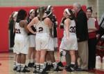Dec. 6, 2012: (Photos) Varsity Girls Basketball - Liberty 25 @ Struthers 73