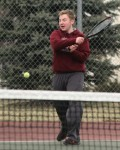 March 15, 2013: (Photos) Struthers Boys Begin Tennis Practice