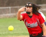 Campbell girls lose to Champion 14-0