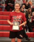 Ashley Hefferon shines in all-star games