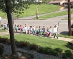 Struthers Second-Grade Students Tour City