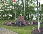 Veterans and supporters mark Memorial Day