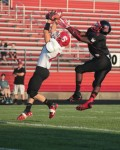 Wildcats trample Red Devils 39-6 in 2013 season opener