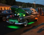 Lowellville's Cruisin' the River Has Spooky Send-off