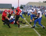 Sept. 27, 2013: (Photos) Varsity Football - Hubbard 31 @ Struthers 7