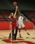 Struthers Lady Cats defeated by Austintown Fitch 45-54
