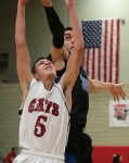 Dec. 3, 2013: (Photos) Varsity Boys Basketball Lakeview 38 @ Struthers 44