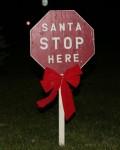 Santa visits Coitsville, Struthers