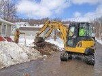 Water line work nearing completion in Lowellville