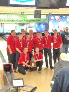 STATE RUNNERS UP