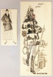 Norma Wagner Uray's illustrations on exhibit through August