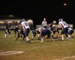 Varsity Football, Homecoming:  Lowellville 38, Leetonia 13  (Oct. 3, 2014)