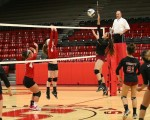 Varsity Volleyball: Liberty at Struthers (Sept. 22)