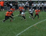 Youth football: Little Hardhats at Springfield on Aug. 23, 2014