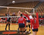 J.V. Volleyball: Campbell defeats Niles, 2-0, on Aug. 26