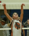Jr. High Volleyball: East Palestine at Lowellville (Sept. 22, 2014)