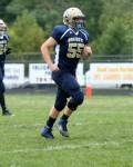 Varsity Football: Springfield 47, Lowellville 0 (Sept. 9, 2014)