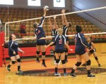Varsity Volleyball: Niles defeats Campbell, 3-0, on Aug. 26