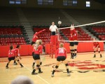 Varsity Volleyball: Ashtabula Edgewood 3, Struthers 0 (Sept. 9, 2014)
