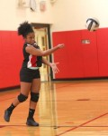 Seventh-Grade Volleyball: Campbell 2. Struthers 0 (Sept. 8, 2014)