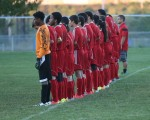 Varsity Soccer: Cardinal Mooney Versus Campbell (Sept. 23, 2014)