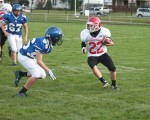 Eighth-Grade Football: Poland at Struthers (Oct. 8)