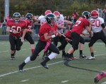 Seventh-Grade Football: Struthers at Canfield (Oct. 15)